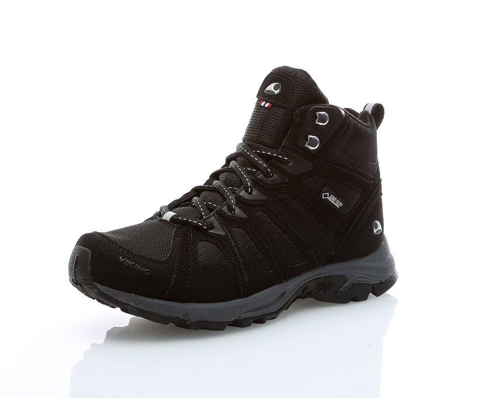 179df60fa9e Viking KOMFORT MID GTX veekindlad naiste vabaaja jalanõud, Goretex, must  LÕPUMÜÜK